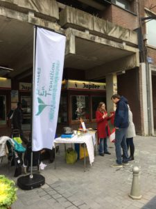 Stand de marché Zéro Déchet @ Marché de Nivelles